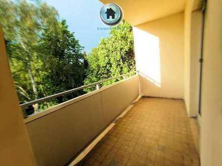 1. BEZUG nach Renovierung - 2 große Balkone - große Küche (IP 2 BE 64 - 2.OGL - WE 9)
