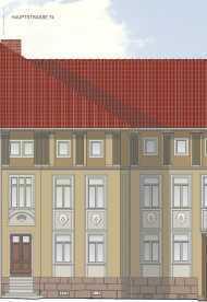 neugestaltete Wohnung im Zentrum von Bleicherode
