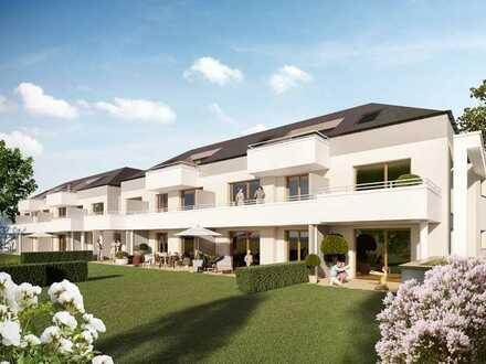Tolle 2-Zimmerwohnung im Erdgeschoss mit großem Gartenanteil!