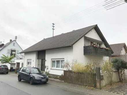 RESERVIERT !! 2- Familienhaus in Sandhausen zu verkaufen