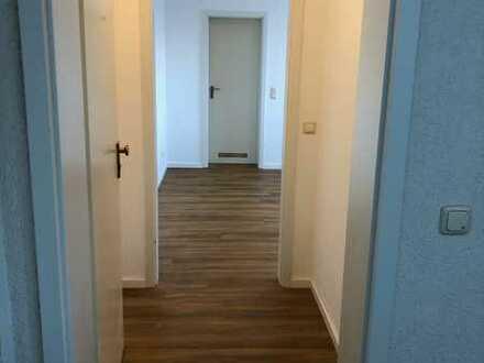 Schöne 1-Zimmer-Erdgeschosswohnung mit Einbauküche in Kleinrinderfeld
