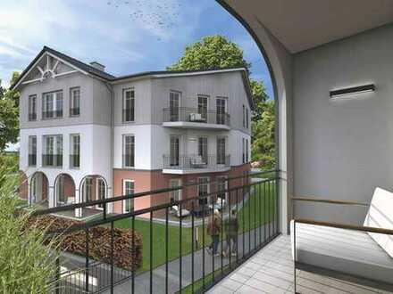 Apartment 15 Dünen-Residenz im OG