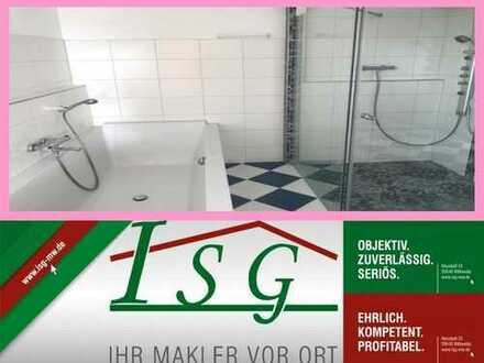 Hier ist Platz für große und kleine Familien! - 136m² Wohnfläche! Badeanne & Dusche!