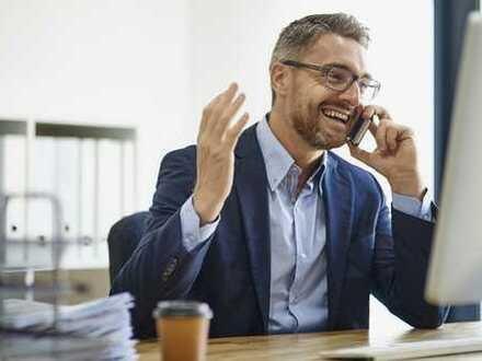 Stellenausschreibung: Ihre markante Telefonstimme nutzen Sie zur Kontaktpflege zu Eigentümern