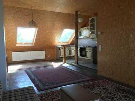 Erstbezug nach Sanierung : Vintage-DG-Wohnung in Dortmund Mitte-Süd