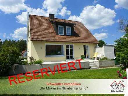 Wie lange wollen Sie noch träumen? Liebhaber-Einfamilienhaus mit tollem Gartengrund in Rückersdorf