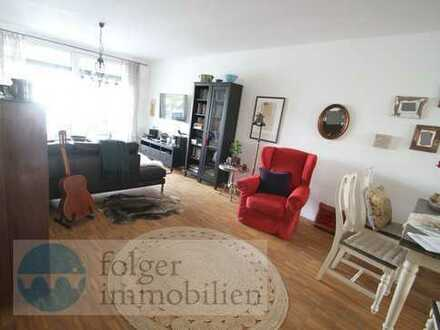 ***3 Zimmer-Wohntraum in perfekter Lage - stadtnah im Grünen mit Loggia und TG-Stellplätzen***