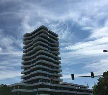 In-Tower 9. Stock - Wohnen über den Dächern von Ingolstadt