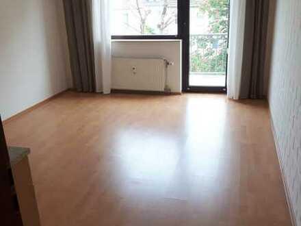 1 Zimmer Apartment mit Balkon und Einbauküche für Berufspendler