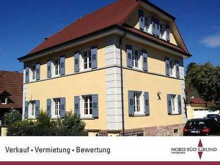 Charmantes, hochwertig kernsaniertes Manufaktur- und Handelshaus auf 580 m² Grundst.