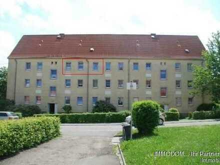 Perfekt geschnittene 4-Zimmer-Wohnung im schönen Kirchberg/ Sachsen zu vermieten!