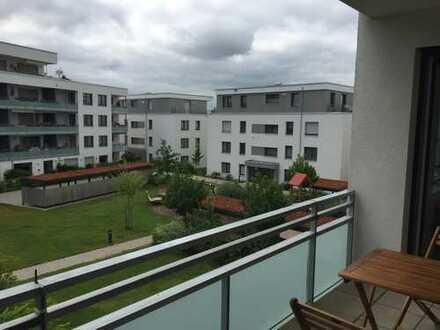 Stilvolle (förderungsfähige) 3-Zimmer-Wohnung mit Balkon und Einbauküche in Heidelberg
