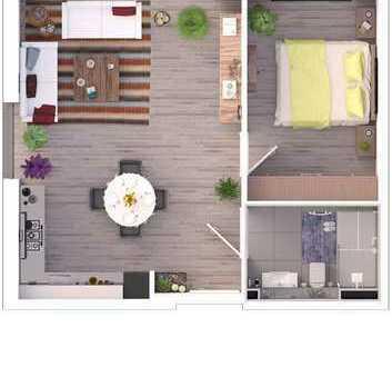 2-Zimmer-Wohnung (C4)