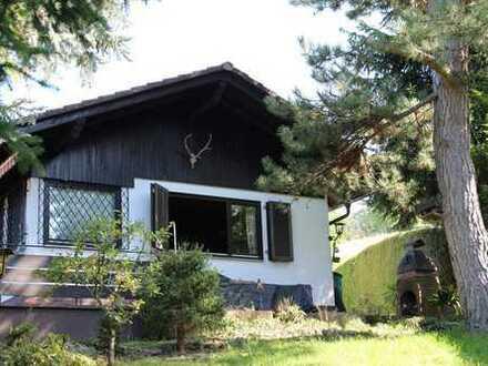 Ruhe gesucht? Hier ist Ihr Häuschen im Odenwald!