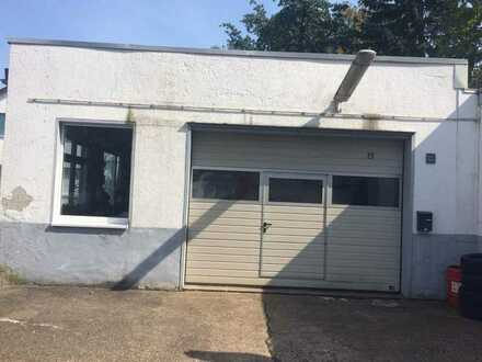 Kfz - Werkstatt in Stadtmitte mit 2 Hebebühnen günstig zu verkaufen