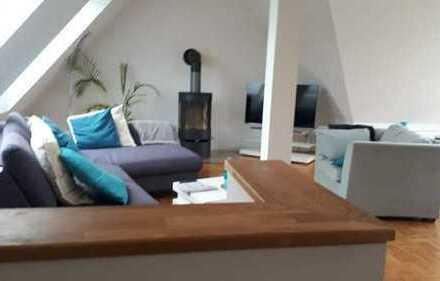 Freundliche 2-Zimmer-Maisonette-Wohnung mit Balkon und EBK in Münster