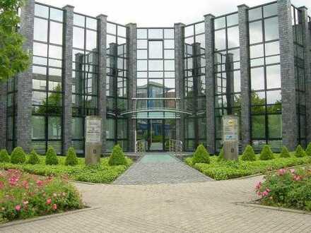 Repräsentative, moderne EG Bürofläche im Büropark Schloss Berge sucht nette Mieter
