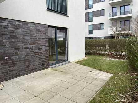 Tolle 5 Zimmer-Wohnung mit Terrasse in den Glasbläserhöfen!