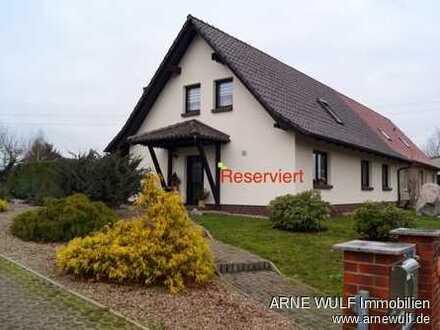 Doppelhaushälfte in guter Ausstattung Bülow bei Crivitz