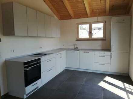 Erstbezug: ansprechende 2-Zimmer-Wohnung mit hochwertiger neuer Küche in Bad Wörishofen