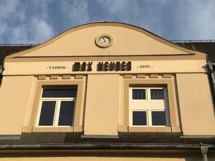 """Die Fabrik """"Max Neuber"""" in Neukirchen lädt ein"""