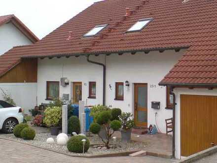Sonnige Doppelhaushälfte am unteren Eselsberg
