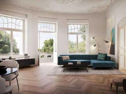 Außergewöhnliche 2,5 Zimmer Wohnung mit Galerie und Terrasse
