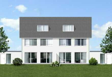 Bonn-Duisdorf, Baubeginn erfolgt für 8 großzügige Doppelhaushälften, Haustyp A Haus 7