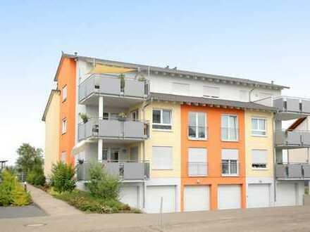 Tolle 3-Zimmer-Wohnung mit Garage in Hambrücken zum 01.10.2019 zu vermieten