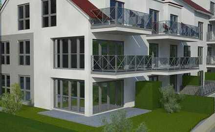 3-Zi.-Neubauwohnung in der Stadtmitte