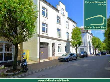 Dachgeschosswohnung mit Galerie, 3 - 5 Zimmer, im renovierten Altbau, gehobene Ausstattg., Balkon m