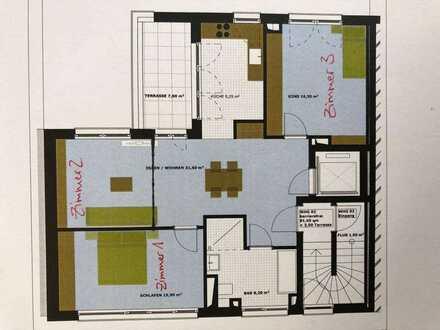 Exklusive, neuwertige 3-Zimmer-Wohnung mit Balkon und EBK in Altstadt & Neustadt-Nord, Köln