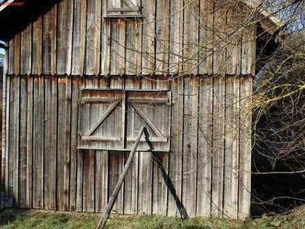 Heimeliches Holzhaus mit Kaminanschluss und 640qm Grund auf VB