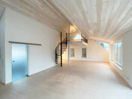 Loftwohnung mit Aussicht - exklusiv und modern!