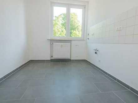 Frisch renovierte 4-Zimmer-Wohnung in Coburg-SÜD!