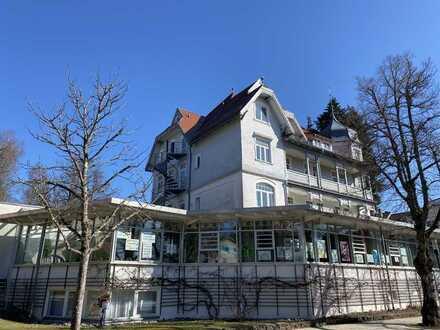 ehemalige Klinik in Königsfeld im Schwarzwald