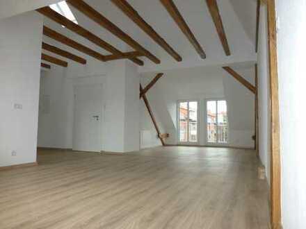 moderne, ruhige Galeriewohnung zwischen Uni und Dom mit Fußbodenheizung