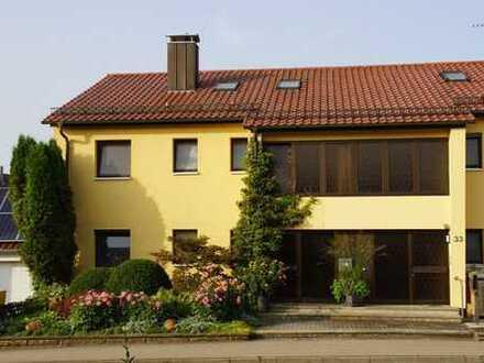 Großzügige und sehr gepflegte Doppelhaushälfte in Blaufelden