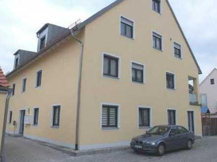 Schöne vier Zimmer EG-Wohnung in der City von Vohburg an der Donau