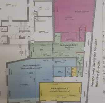 Büro-Praxis- Schulungsraum, Einheit Nr. 4