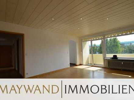 Attraktive 3 - Zimmerwohnung, mit Balkon und Tiefgaragenstellplatz in Wiesloch