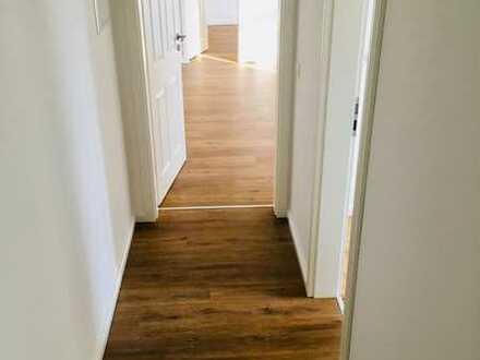 Neu renovierte 2-Zimmerwohnung mit Einbauküche