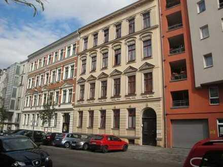 attraktive, behindertengerechte 1-Raumwohnung mit Einbauküche in der Südvorstadt