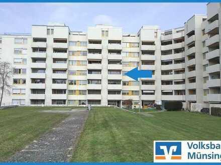 Helle 3-Zimmerwohnung mit Balkon in Ulm-Wiblingen