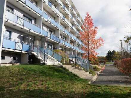 TOP Renovierte 2-Raum-Wohnung mit neuer Einbauküche und Balkon
