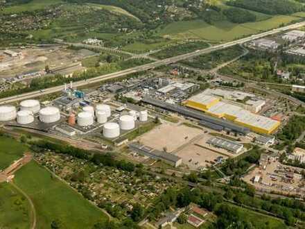 """Gewerbegebiet """"Heizkraftwerk Nord"""" - zurzeit alle Flächen reserviert"""
