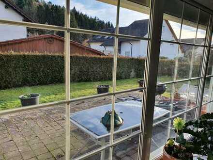 Gepflegte 4-Raum-EG-Wohnung mit Terrasse in Schwäbisch Gmünd
