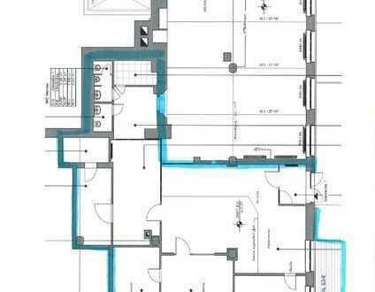 Geräumige Bürofläche im Erdgeschoss in Dresden zu vermieten