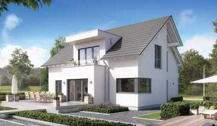 Exklusives Architektenhaus, KfW 40-Standard, Staatl. Förderung