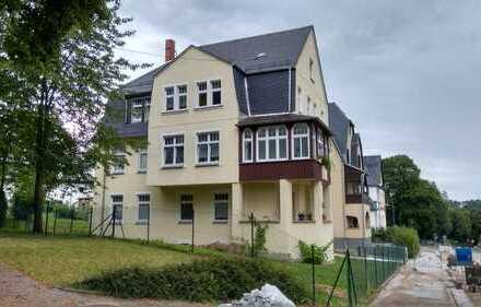 Schöne vier Zimmer Wohnung in Vogtlandkreis, Auerbach/Vogtland
